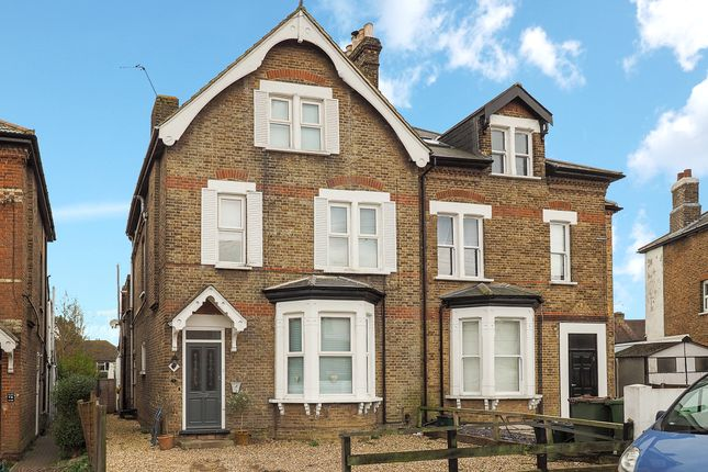 Thumbnail Semi-detached house to rent in Prince Of Wales Road, Sutton, Surrey