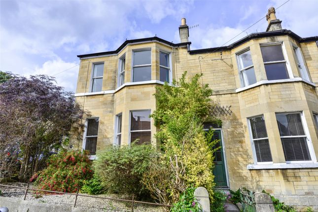 Thumbnail End terrace house for sale in Kensington Gardens, Bath, Somerset