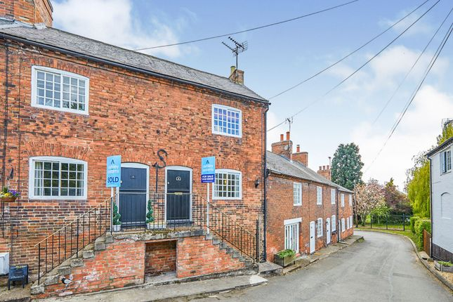 1 bed terraced house for sale in Cavendish Bridge, Shardlow, Derby DE72