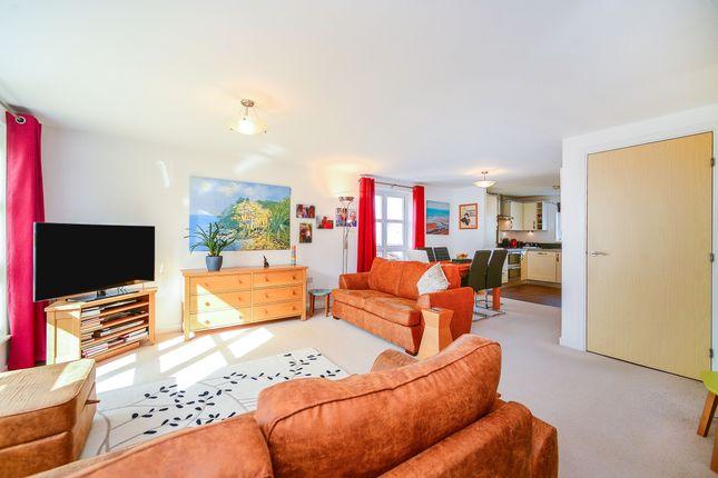 Floorplan of Caroline Way, Eastbourne, East Sussex BN23