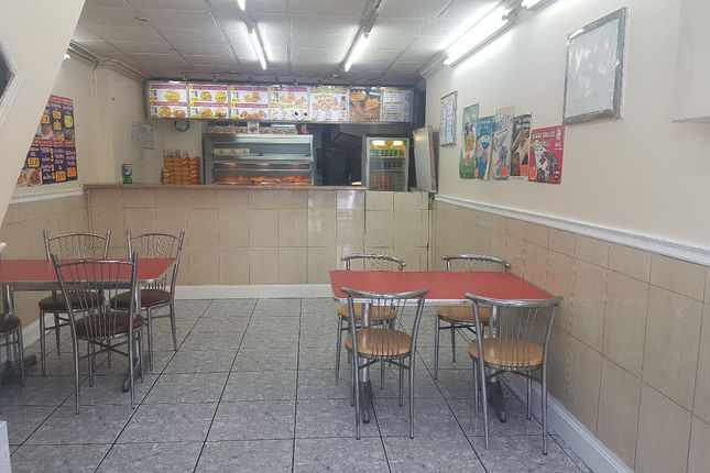 Thumbnail Restaurant/cafe to let in Stoke Newington High Street, London