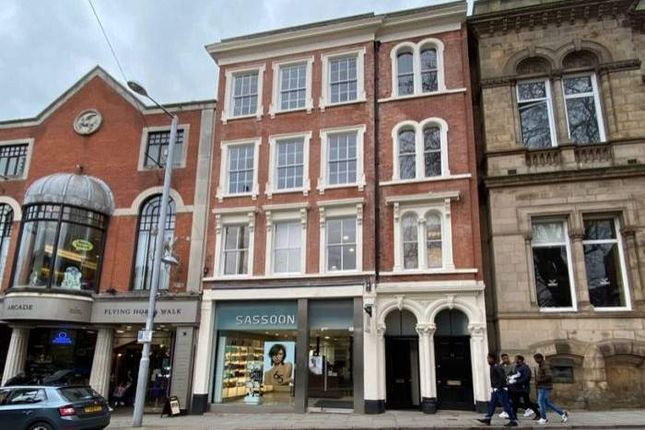 Thumbnail Retail premises to let in 11 St Peters Gate, St Peters Gate, Nottingham