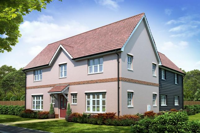 "Thumbnail Detached house for sale in ""Plot 115 The Langdale"" at Norwich Road, Dereham"