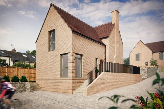 Thumbnail Detached house for sale in Slade Road, Portishead, Bristol