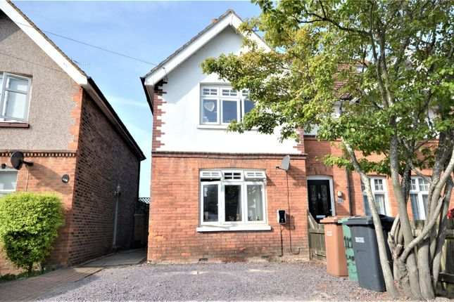 Thumbnail Semi-detached house to rent in Horley, Surrey
