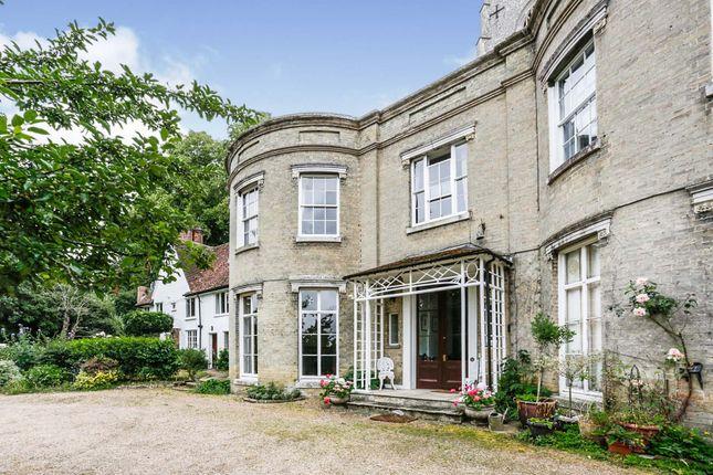 Thumbnail Flat for sale in St. Michaels Close, Framlingham, Woodbridge