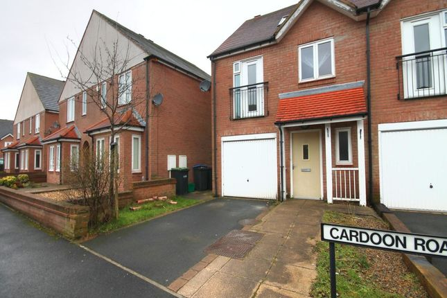 Thumbnail Semi-detached house to rent in Cardoon Road, Consett