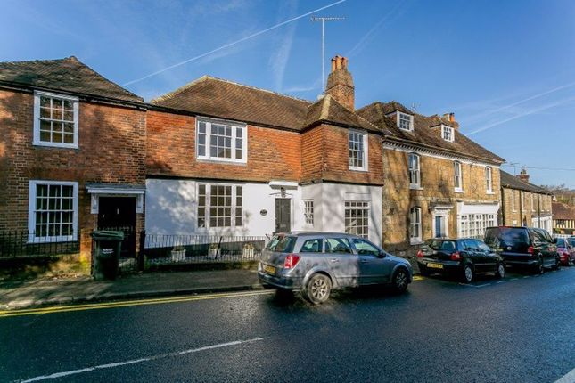 Thumbnail Cottage to rent in The Street, Ightham, Sevenoaks