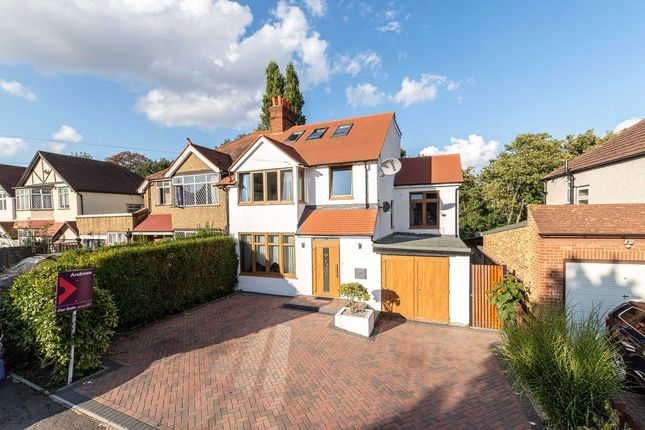 Thumbnail Semi-detached house for sale in Wandle Road, Morden