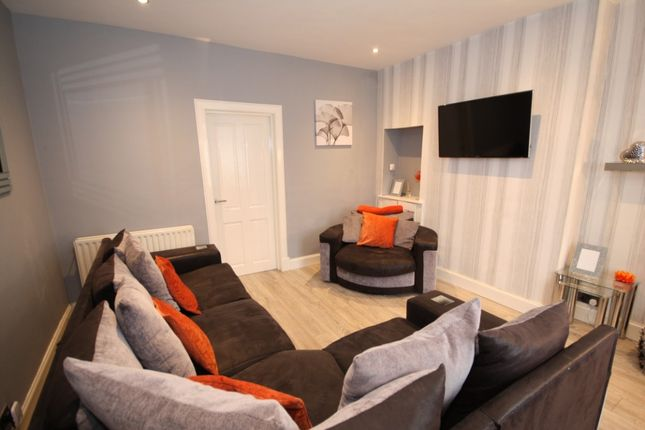 Thumbnail Terraced house to rent in Murrayfield Place, Bannockburn, Stirling
