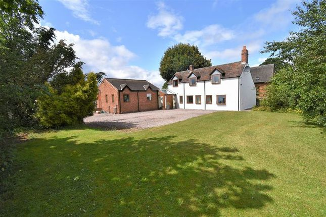 Thumbnail Detached house for sale in Outwood Cottage, Outwoods, Newport