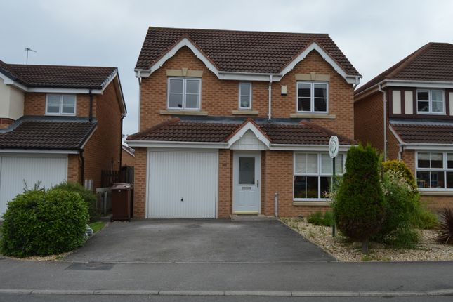 Thumbnail Detached house to rent in Weavers Chase, Alverthorpe, Wakefield