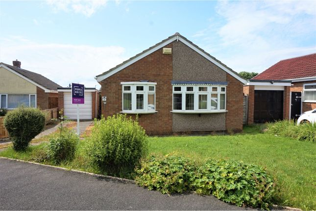 Thumbnail Detached bungalow for sale in Southdean Drive, Middlesbrough