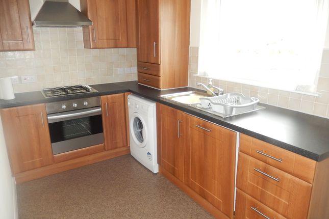 Kitchen of Goldcrest Crescent, Lesmahagow ML11