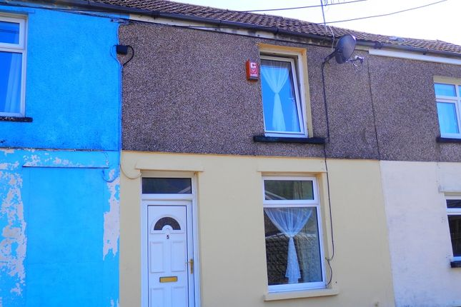 Thumbnail Terraced house for sale in Hopkin Street, Treherbert, Rhondda Cynon Taff.