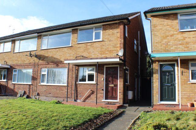 Thumbnail Maisonette to rent in Hazeltree Croft, Acocks Green, Birmingham, West Midlands