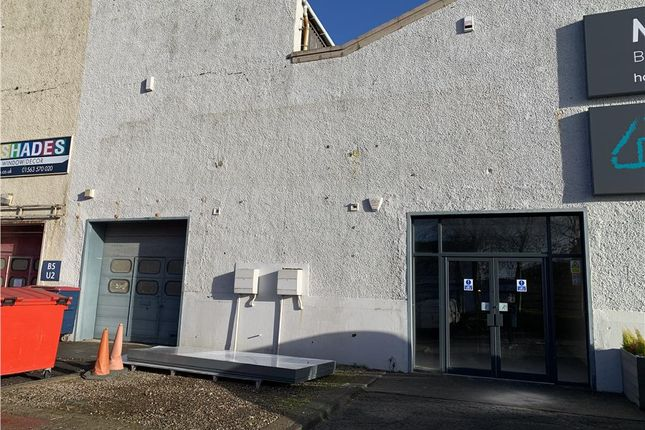Thumbnail Industrial to let in Block 5 Units 3 + 4, Glencairn Industrial Estate, Kilmarnock