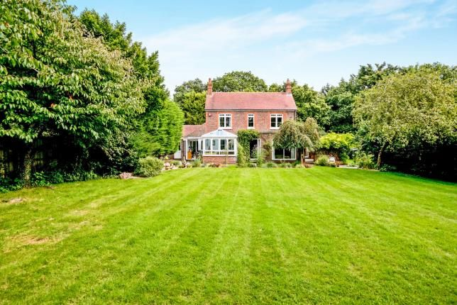 Thumbnail Detached house for sale in Hambrook, Chichester, West Sussex