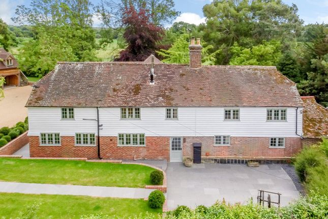 Thumbnail Detached house for sale in Sedgwick Lane, Horsham, West Sussex