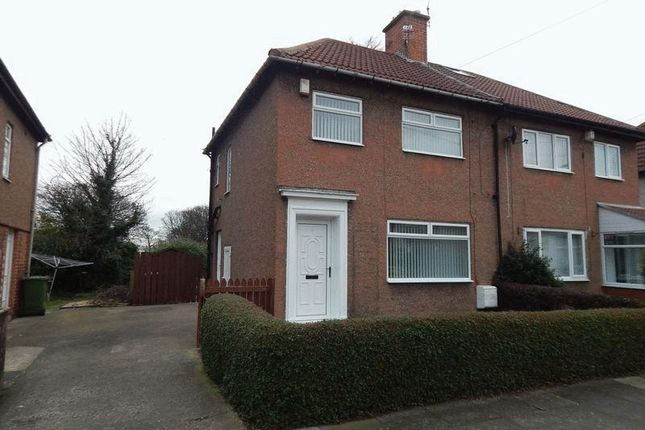 3 bed semi-detached house to rent in Kings Gardens, Blyth