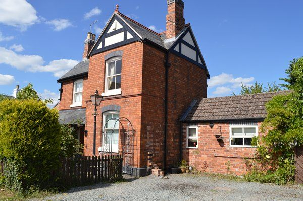 Thumbnail Detached house for sale in Betton Road, Market Drayton