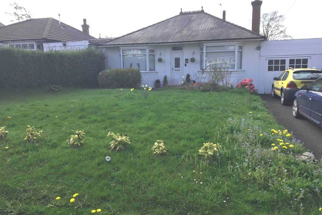 Thumbnail Bungalow to rent in Yardley Fields Road, Stechford, Birmingham
