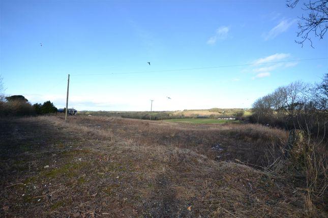 Thumbnail Land for sale in Johnston, Haverfordwest