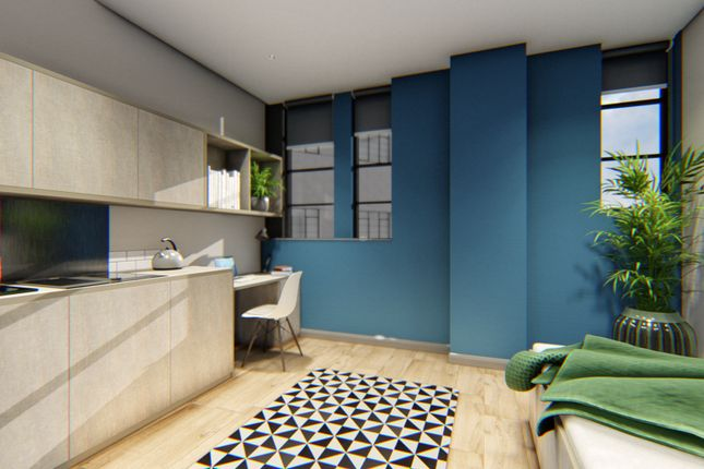 Studio to rent in Babington Lane, Derby DE1