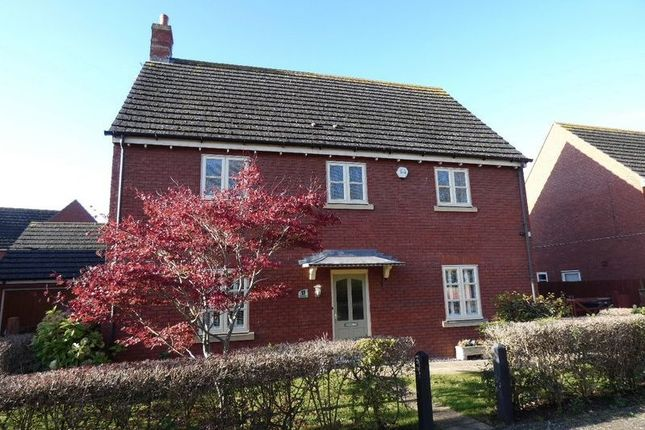 Thumbnail Detached house for sale in The Anchorage, Hempsted, Gloucester