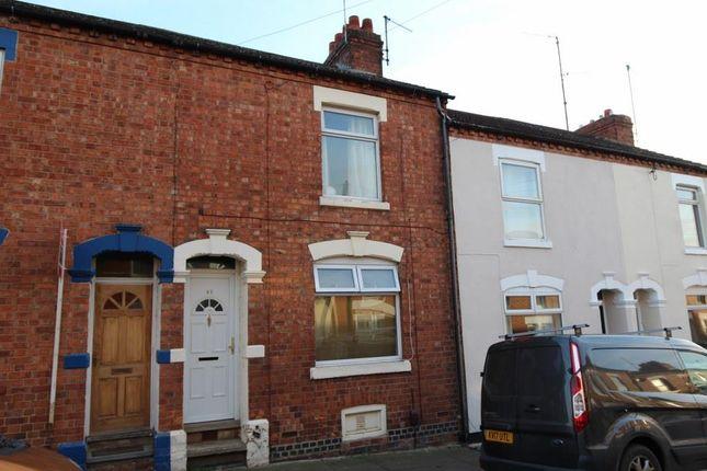 Thumbnail Terraced house for sale in Cambridge Street, Semilong, Northampton