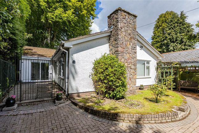 Thumbnail Bungalow for sale in Cardiff Road, St. Fagans, Cardiff
