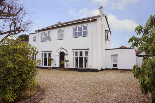 Thumbnail Detached house for sale in Barkfield Lane, Formby