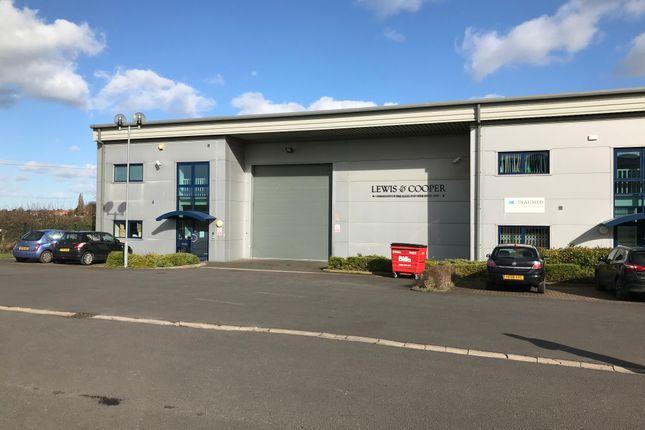 Thumbnail Industrial for sale in 3 Moxon Court, Thurston Road, Northallerton