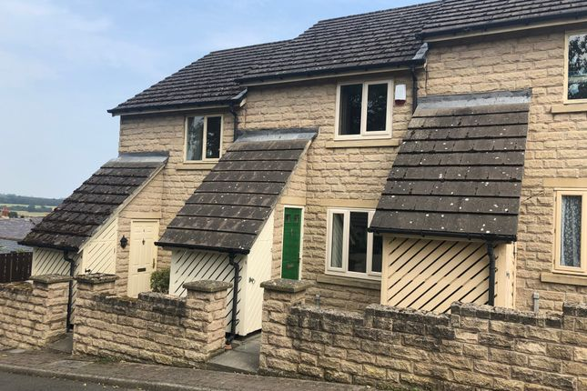 Thumbnail 2 bed terraced house to rent in Belle Vue Gardens, Alnwick, Northumberland