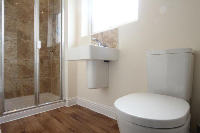 En-Suite of Port Talbot Close, Cressington Heath, Liverpool, Merseyside L19
