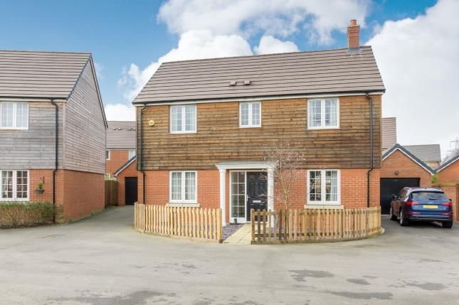 4 bed detached house for sale in Theedway, Leighton Buzzard, Bedford, Bedfordshire