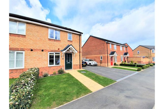 3 bed semi-detached house for sale in Paterson Drive, Stafford ST16