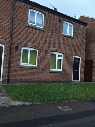 Thumbnail Terraced house to rent in Horsman Avenue, York, North Yorkshire
