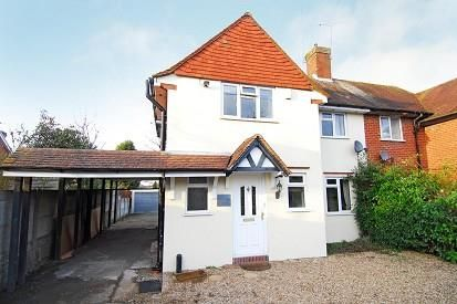 Thumbnail Semi-detached house to rent in Park Lane, Lane End