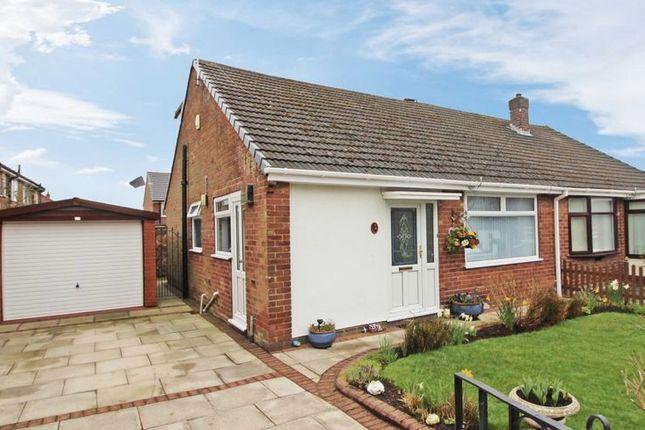 3 bed semi-detached bungalow for sale in Buckingham Close, Pemberton, Wigan