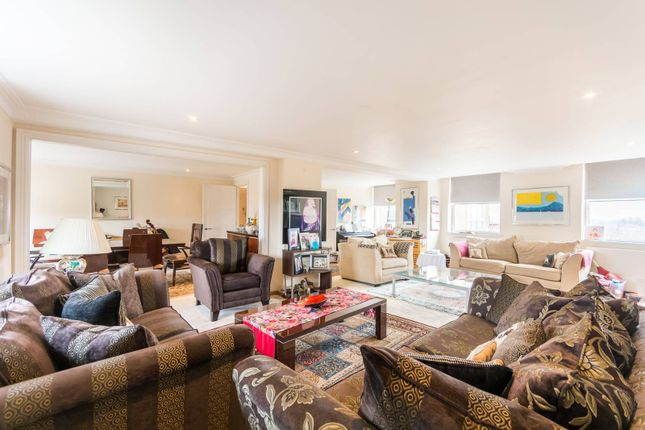 Thumbnail Flat for sale in St Johns Wood Park, St John's Wood