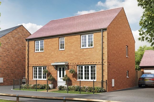 "Thumbnail Detached house for sale in ""The Chedworth"" at Cranford Road, Kettering"