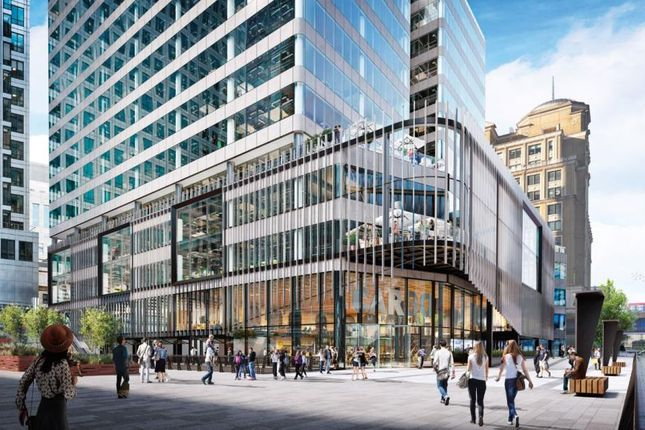 Office to let in Cargo, 25 North Colonnade, London