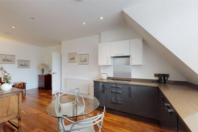 Thumbnail 3 bed flat for sale in Linden Court, Lesbourne Road, Reigate, Surrey