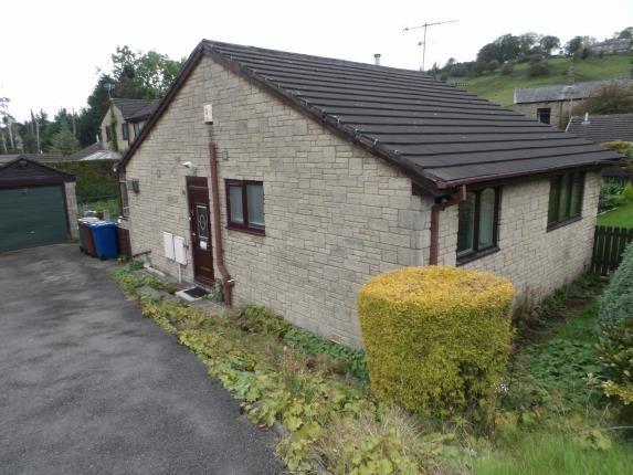 Thumbnail Bungalow for sale in Brandwood Park, Bacup, Lancashire