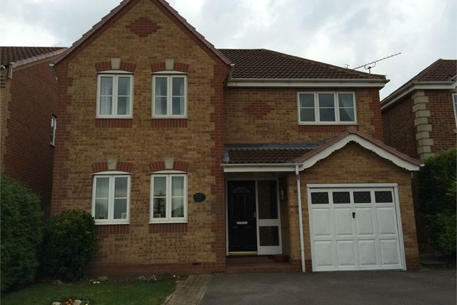 Thumbnail Detached house to rent in Bristol Mews, Worksop, Nottinghamshire