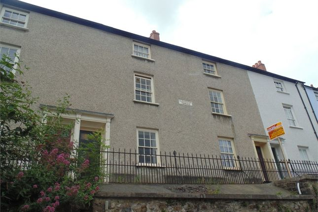 3 bed town house for sale in 5 Gloucester Terrace, Haverfordwest, Pembrokeshire