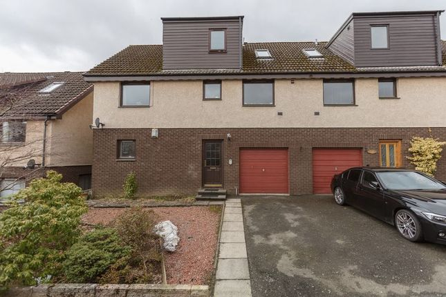 Thumbnail Semi-detached house for sale in Thistle Street, Galashiels