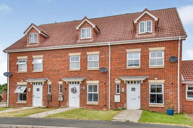 Terraced house for sale in Fenwick Way, Consett