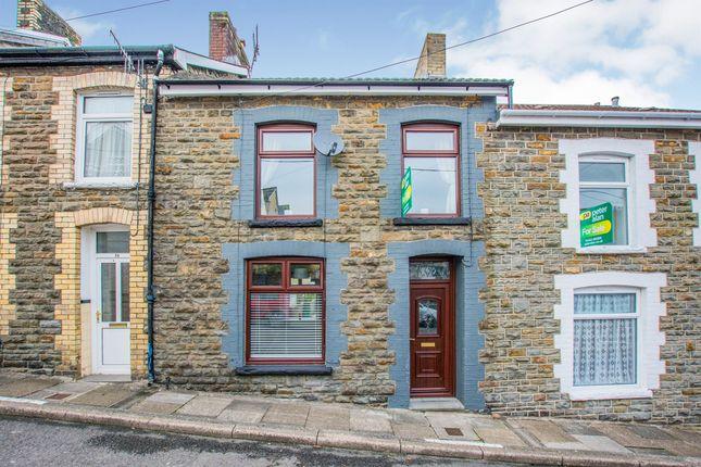 Thumbnail Cottage for sale in High Street, Ynysybwl, Pontypridd